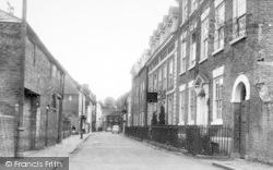 Bewdley, The M.A.S.U. Guest House, High Street c.1960