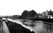 Bewdley, The River Severn c.1938
