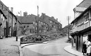 Bewdley, Welch Gate c.1955