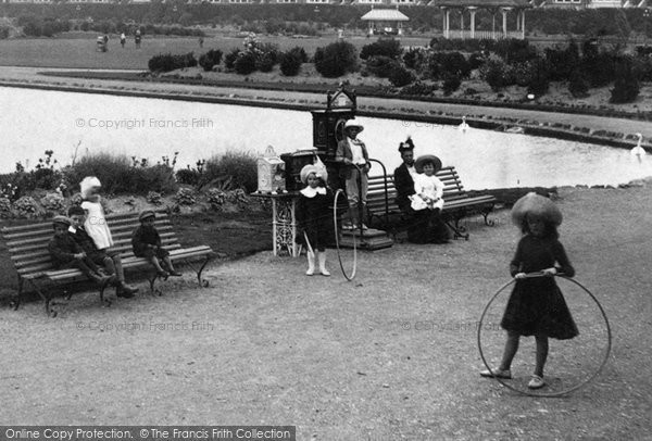 Bexhill, A Day In The Park 1904