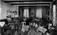 Bexhill, Convalescent Home Interior 1899
