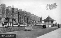 De La Warr Parade 1899, Bexhill