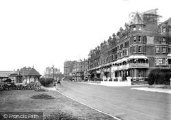 Bexhill, Delawarr Parade 1921
