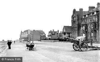 Bexhill, Delawarr Parade east 1921