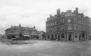 Bexhill, Devonshire Hotel 1891