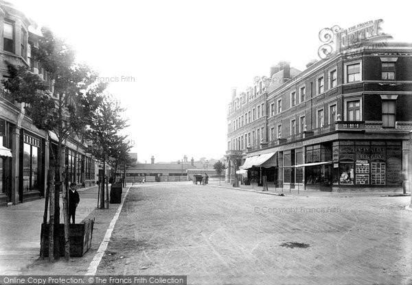 Bexhill, Devonshire Road 1891