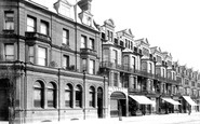 Bexhill, Devonshire Road 1899