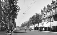 Bexhill, Devonshire Road 1952