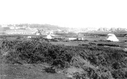 Bexhill, Downs And Cricket Ground 1894