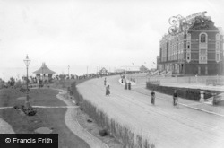 Bexhill, From Cycle Chalet 1897