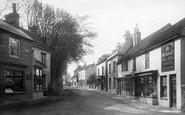 Bexhill, High Street 1897