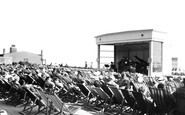 Bexhill, Listening To The Band c.1955