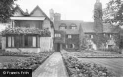 Bexhill, Manor House 1912