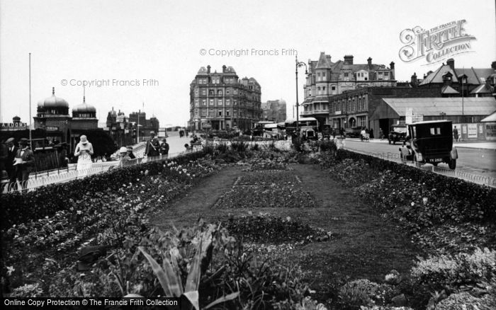 Photo of Bexhill, Marina Gardens 1927