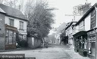 Bexhill, Old Town 1903