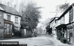Old Town 1903, Bexhill