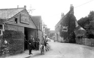 Bexhill, Old Town 1912