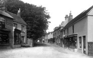 Bexhill, Old Town, High Street 1891
