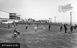 Bexhill, Putting Green c.1965