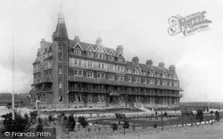 Bexhill, Sackville Hotel 1891