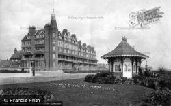 Bexhill, Sackville Hotel 1899