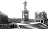 Bexhill, Sea Lane Monument 1899