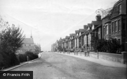 Bexhill, Sea Road 1894