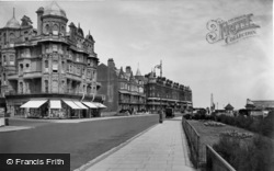 Bexhill, Seafront 1921