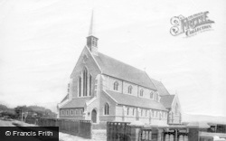 Bexhill, St Barnabas Church 1891