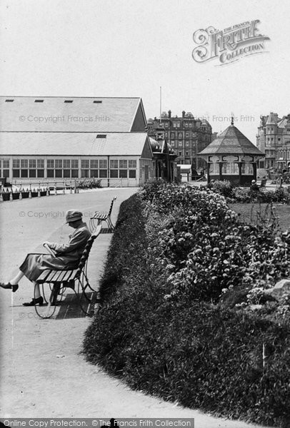 Bexhill, The Bandstand 1927