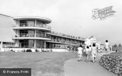Bexhill, The De La Warr Pavilion c.1965
