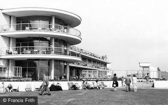 Bexhill, the De La Warr Pavilion c1965
