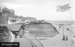 Bexhill, The Parade 1921