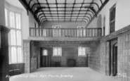Bexley, Banqueting Hall, Hall Place c.1955