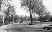 Bexley, Bourne Road c.1955