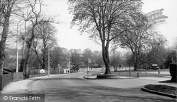 Bexley, Bourne Road c.1955