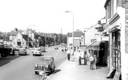 Bexley, Bourne Road c1965