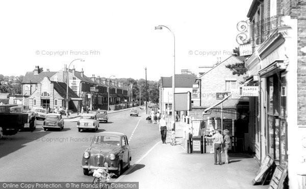 Photo of Bexley, Bourne Road c1965