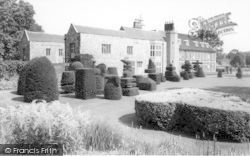 Bexley, Hall Place C 1955