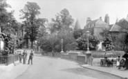 Bexley, High Street c.1900