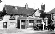 Bexley, Kings Head Inn c1955