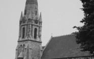 Bexley, St John's Church c.1955