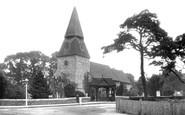 Bexley, Church 1900