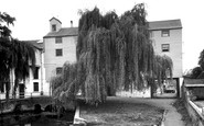 Bexley, the Old Mill c1955