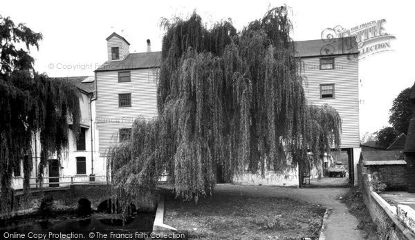Bexley,The Old Mill c1955,Greater London