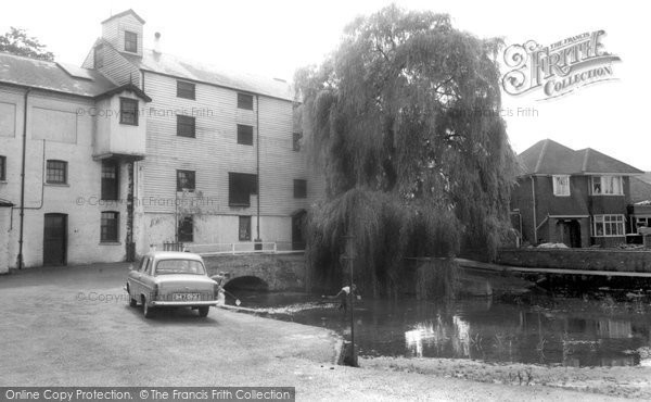 Bexley,The Old Mill c1965,Greater London