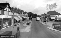 Barnehurst Road c.1965, Bexleyheath