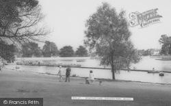 Boating Lake, Danson Park c.1965 , Bexleyheath