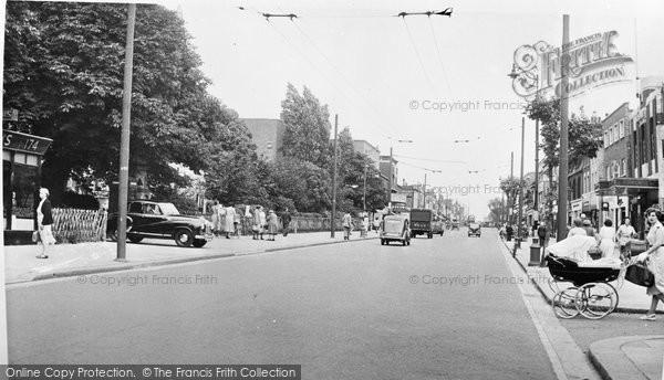 Photo of Bexleyheath, Broadway c1955