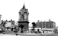 Bexleyheath, Clock Tower c1960
